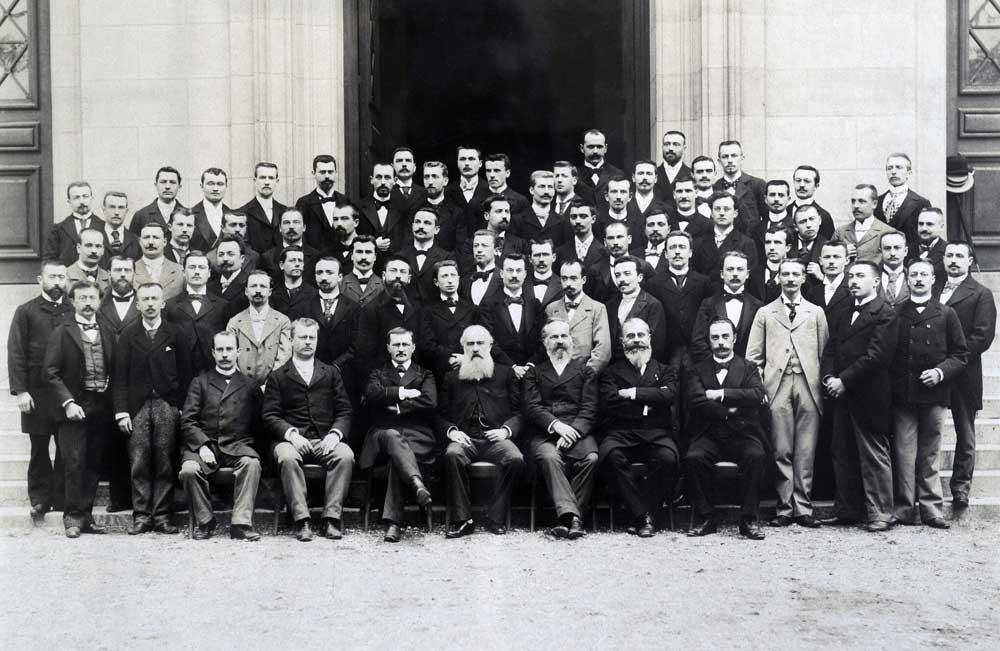 Promotion de pharmacie 1895-1896 (Archives de l'Université)